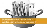 Start-up et PME de la recherche : quelles subventions ?