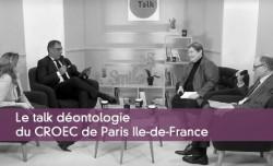 Le talk déontologie du CROEC de Paris Ile-de-France