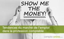 Tendances du marché de l'emploi dans la profession comptable