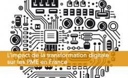 L'impact de la transformation digitale  sur les PME en France
