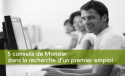 5 conseils de Monster aux jeunes diplômés